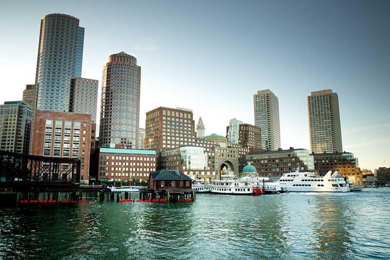 Where To Go For Boston Skyline Views Travel + Leisure